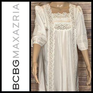 ❤️NEW BCBGMAXAZRIA SILK DRESS